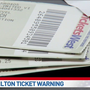 Warning about third party vendors after grandmother loses $600 on 'Hamilton' tickets