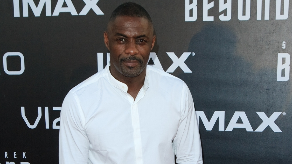 Idris Elba: 'I'm too old to be James Bond'