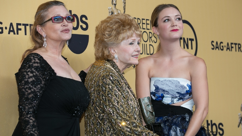 Billie Lourd breaks her silence following mother and grandmother's deaths
