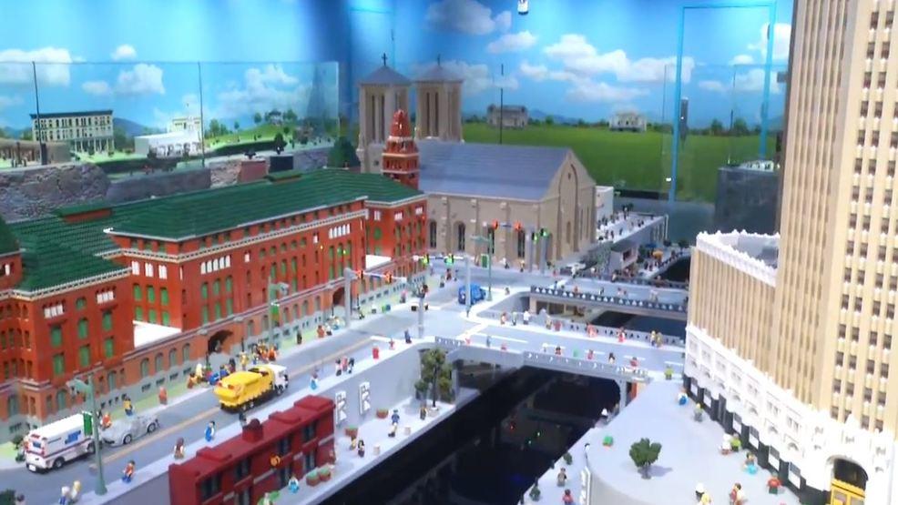 SLIDESHOW: LEGOLand Discovery Center's recreation of San ...