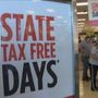 Missouri & Iowa Tax Free Holiday details