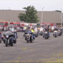 Motorcycle ride and parade for burn survivors comes through Kalamazoo
