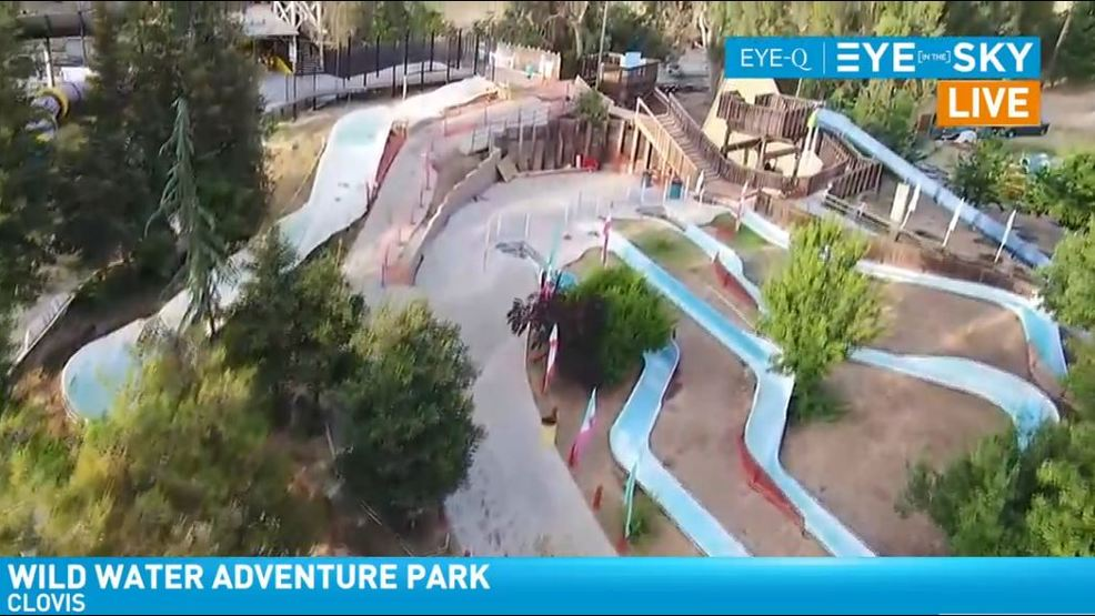 Wendi Visits Wild Water Adventure Park Kmph