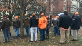 Hunting-dog group rallies against trespassing bill