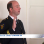 Owens sworn in as new Troy Police Chief