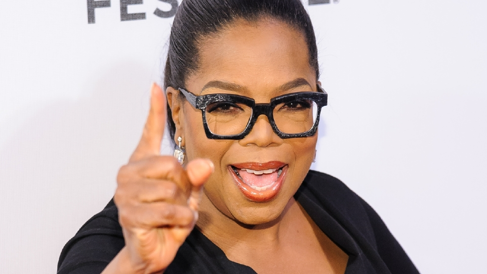 Oprah Wants To See Hillary Clinton In The White House Wjla