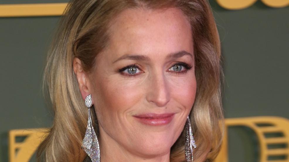 Gillian Anderson Loves New Jane Bond Campaign Wjla
