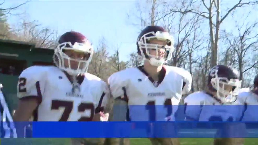 11.21.15- High School Football Playoffs- Wheeling Central falls to East Hardy