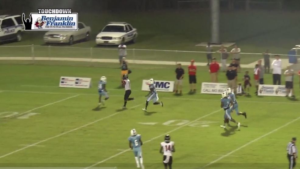 Touchdowns during Week One of Thursday Night Lights