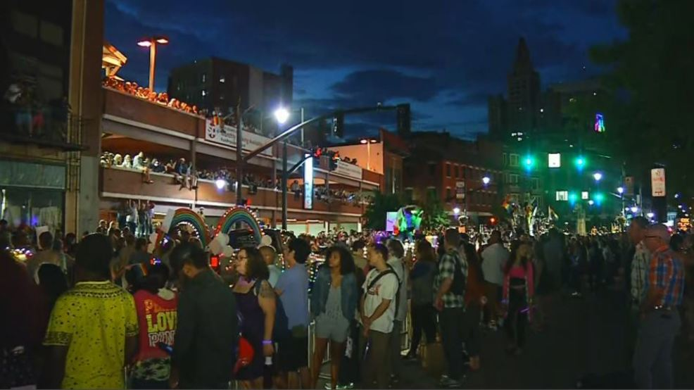 6afda7015 Thousands attend Providence Pride Fest | WJAR