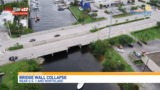 Walkway on bridge collapses in North Palm Beach