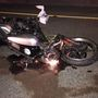 Highway 18 in Auburn back open after crash involving motorcycle
