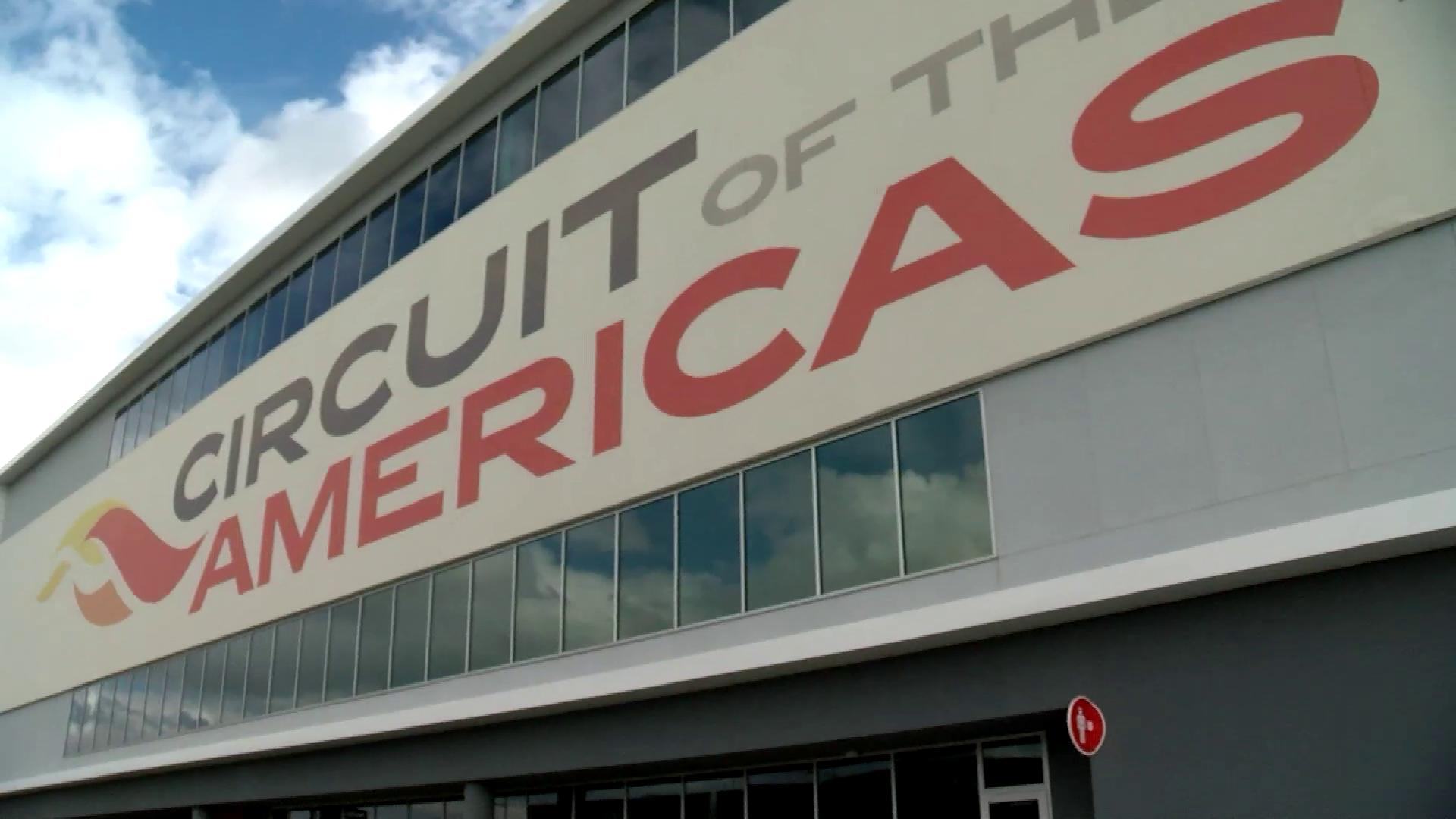 Circuit of the Americas hosts the US Grand Prix for the sixth year. (CBS Austin)