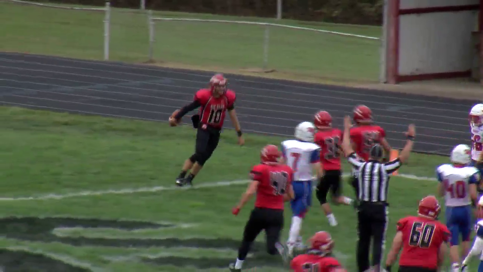 9.7.19 Highlights - Garaway vs. Bellaire - High school football