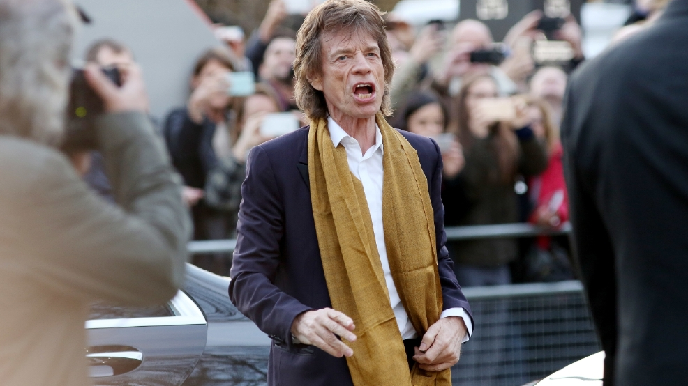 Report Mick Jagger To Be A Dad Again At 72 Wgxa
