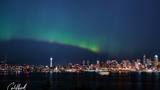 Photos: Northern Lights put on dazzling display over Puget Sound region