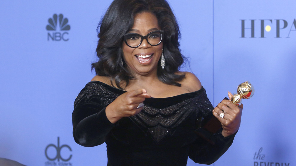 Oprah Winfrey unveils her 2018 Favorite Things list