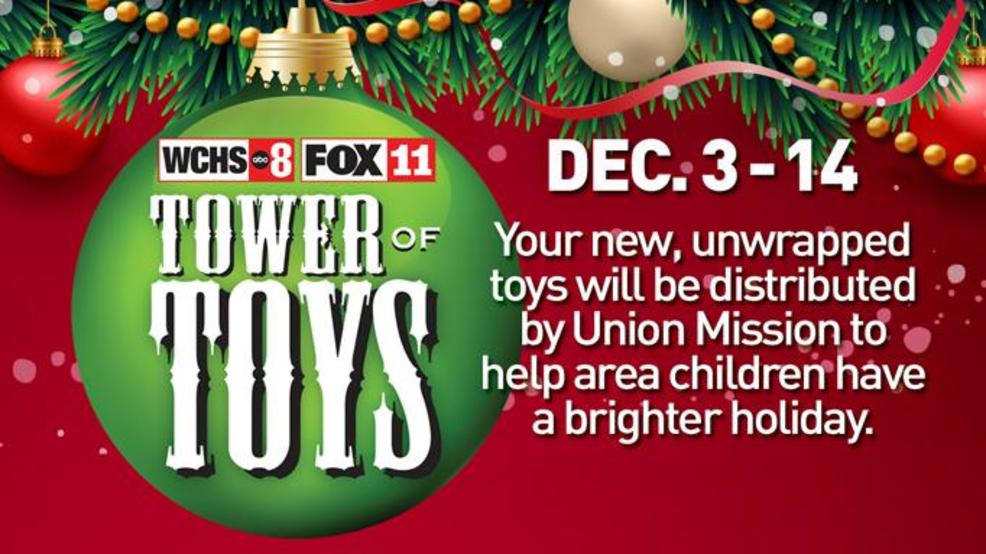 Tower Of Toys Toy Drive Returns To Help Local Families This