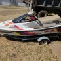 Dalhart police auctioning off Wave Runner, trailer