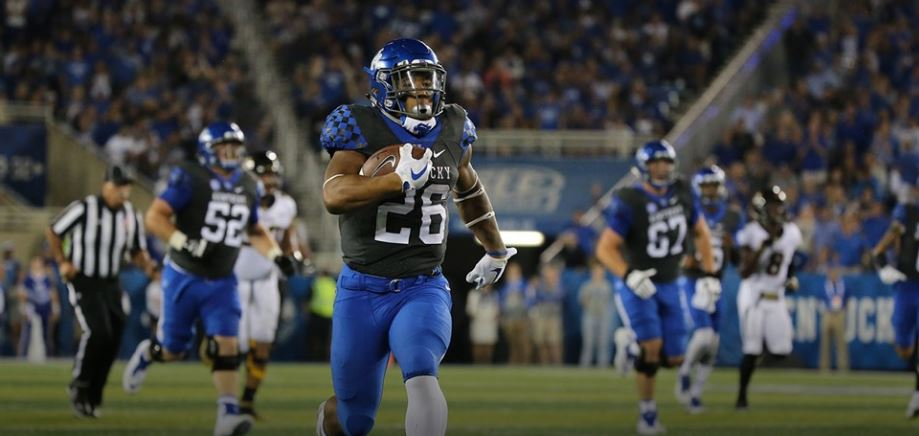 MacGinnis' 4 FGs help Kentucky survive Missouri 40-34 (UK Athletics)
