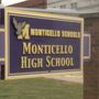 Monticello High School deals with flooding