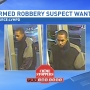 Armed man sought after robbing a local business on South Nellis Boulevard