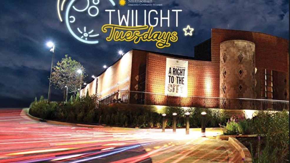 Smithsonian's Anacostia Community Museum stays open later for Twilight Tuesdays