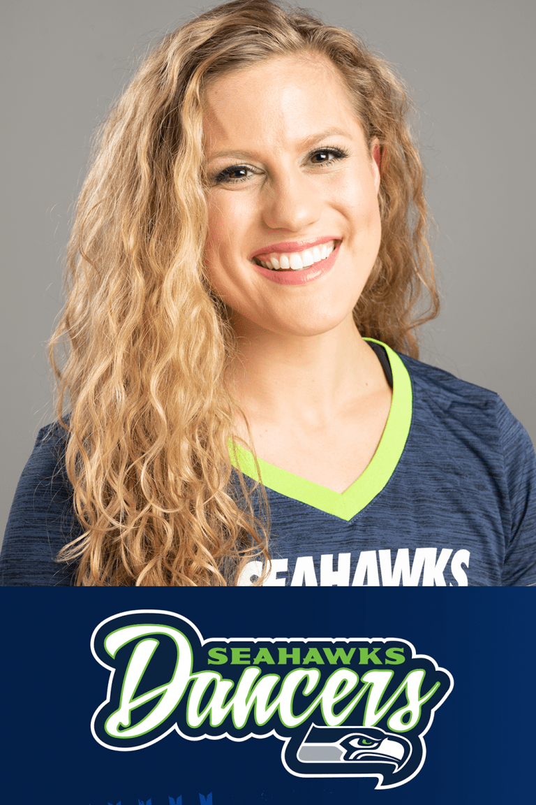 "For decades the Sea Gals have been gracing the field alongside our Hawks on gamedays - but moving forward, they will be no more! Instead, meet The Seahawks Dancers, a group of female and male dancers who will be hitting the field for the 2019/2020 season showcasing many different types of dance style. Director Courtney Moore says this change is in an effort to ""continually look to evolve our gameday entertainment"". Hello Dancers, we can't WAIT to see what you have in store for us! (Image: Seattle Seahawks){ }"