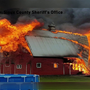 Hull, IA barn a complete loss after Saturday evening fire