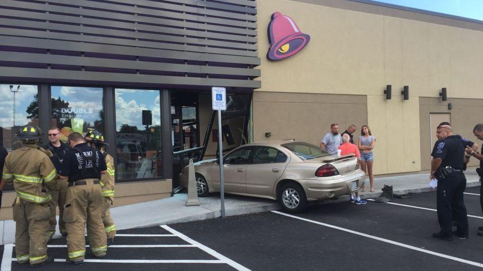 Child Injured As Car Crashes Into Warwick Taco Bell Wjar