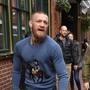 Man struck by flying can at UFC press conference sues Conor McGregor