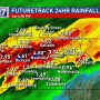 CODE RED: Flash Flooding a concern next 24 hours in Middle Tennessee