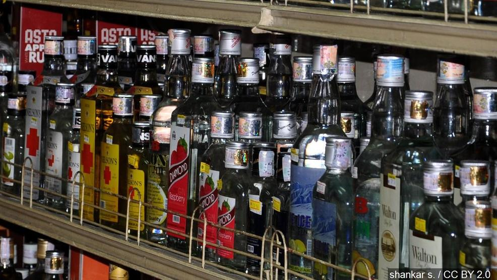 don t forget stock up on liquor as texans can t buy it on