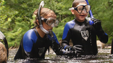 Traveling WV:  U.S. Forest Service Snorkeling Program