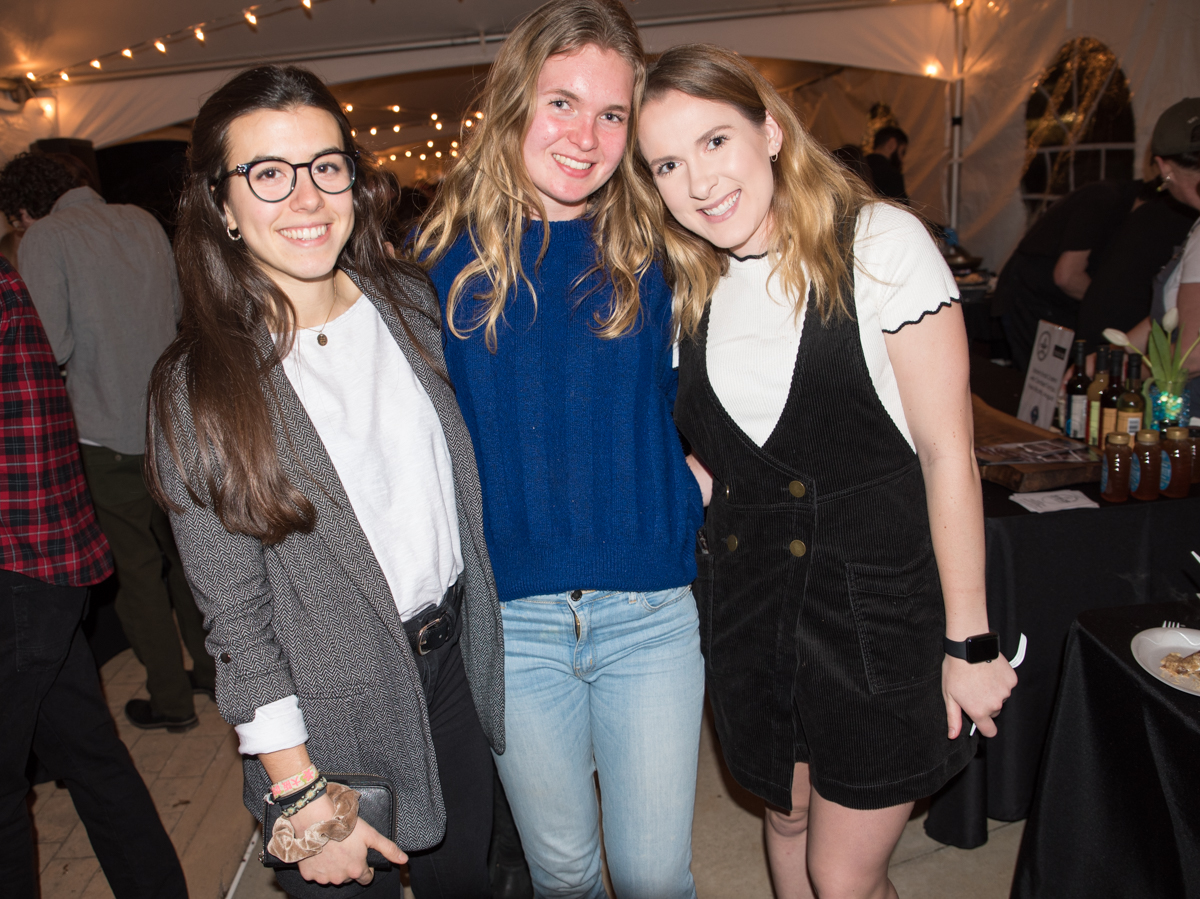 Estel Roig, Noortje Breedijk, and Abby Marshall / Image: Sherry Lachelle Photography // Published: 2.23.19