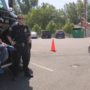 Locals met with law enforcement at BBQ With Cops