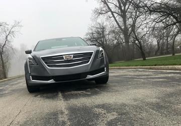 2018 Cadillac CT6: Handsome design meets flashy technology