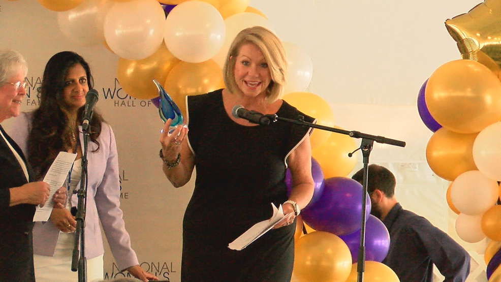 13WHAM's Ginny Ryan honored as 'Keeper of the Flame'