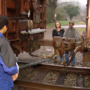 Sale Creek couple says train has blocked their home's only entrance & exit for days