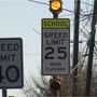 Automatic tickets, no warnings in September for school zone speeders