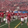 Red beats white in annual Nebraska Spring Game
