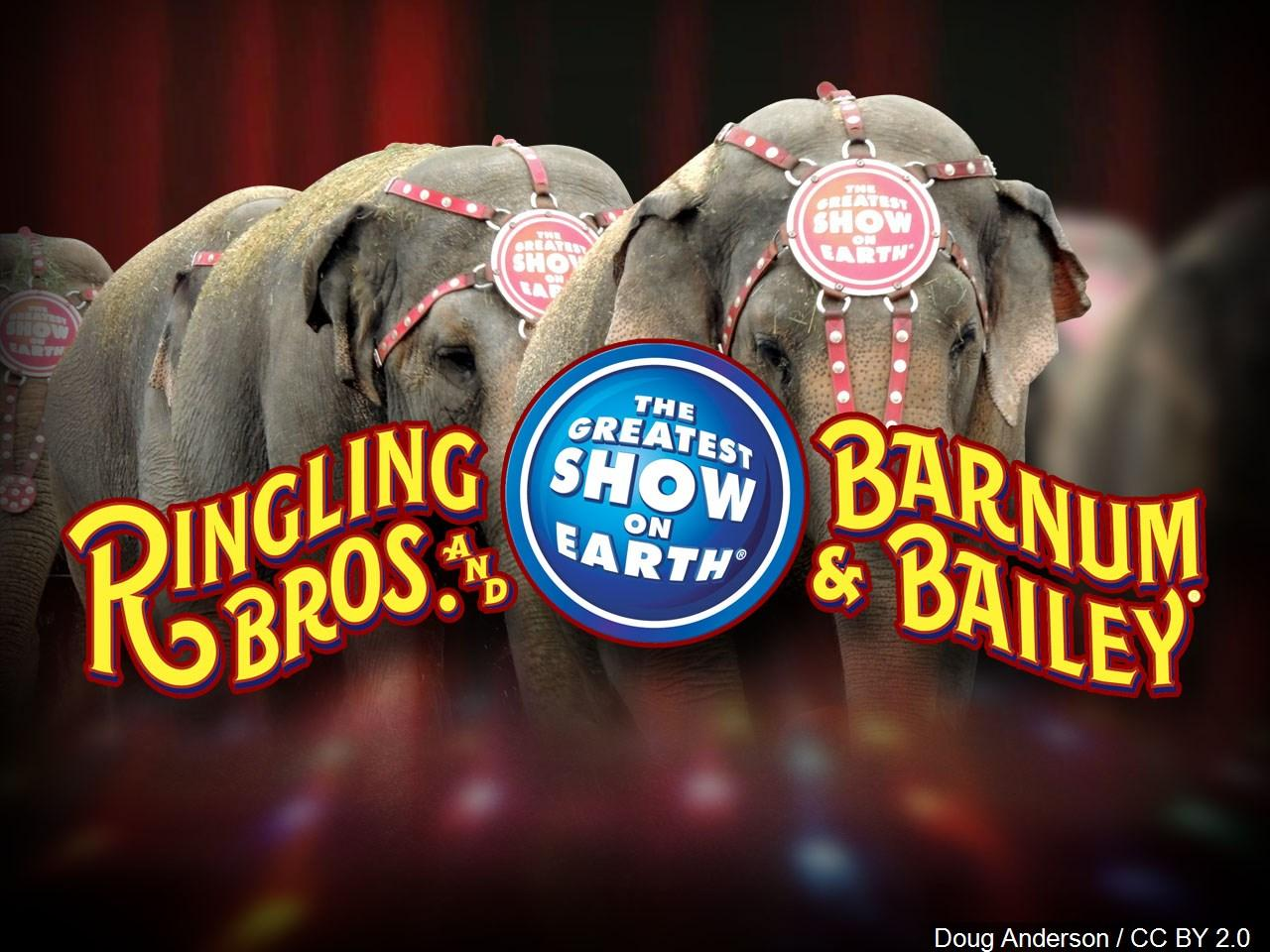 The final days of the Ringling Bros. circus (Cutout Photo: Doug Anderson / CC BY 2.0 / MGN)