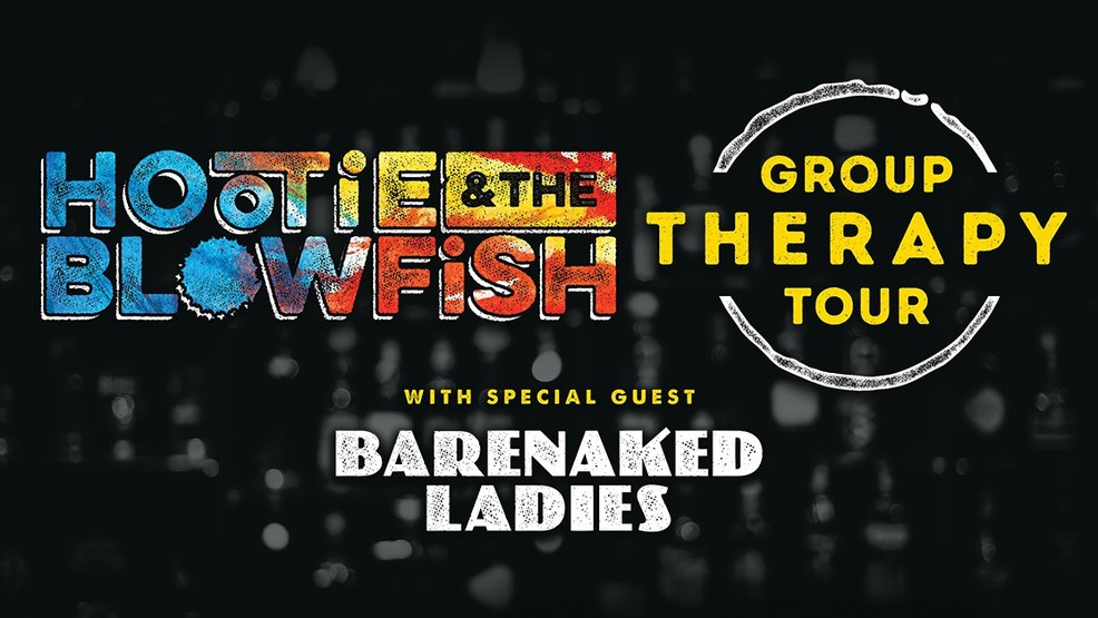 Hootie and the Blowfish, Barenaked Ladies coming to CMAC
