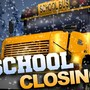 School closings and delays around the DC area due to winter weather advisory