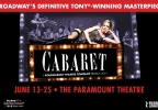 "Win Tickets to ""CABARET"" at The Paramount Theatre"