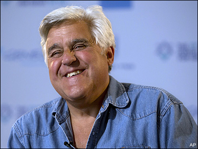 Jay Leno puchases home in Newport. (WJAR)<p></p>