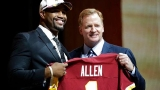 PHOTOS: Washington Redskins 2017 NFL draft picks