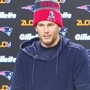 Tom Brady meets with medical staff, placed on injury list