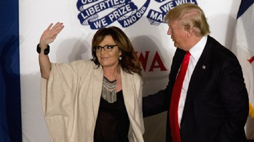 Reports: Sarah Palin signs deal to star as reality TV ...