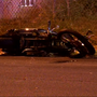 Motorcyclist killed in downtown crash